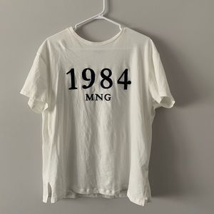 Mango 1984 T-Shirt